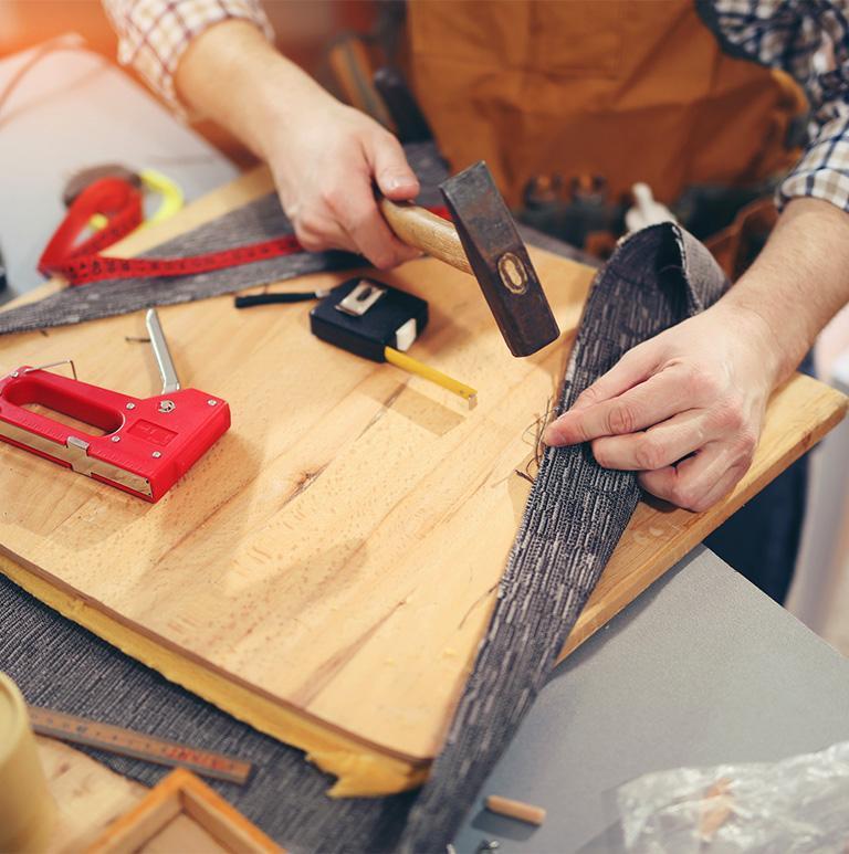 Produkcja mebli tapicerowanych
